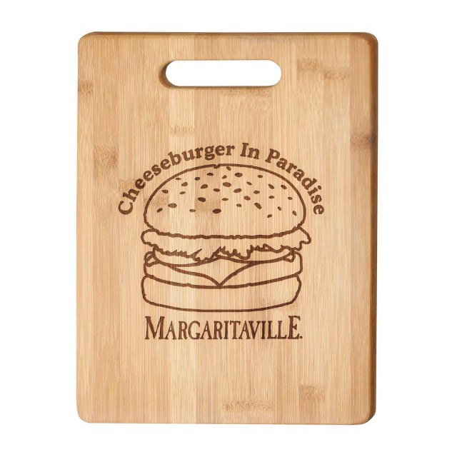 CHEESEBURGER BOARD W/ HANDLE