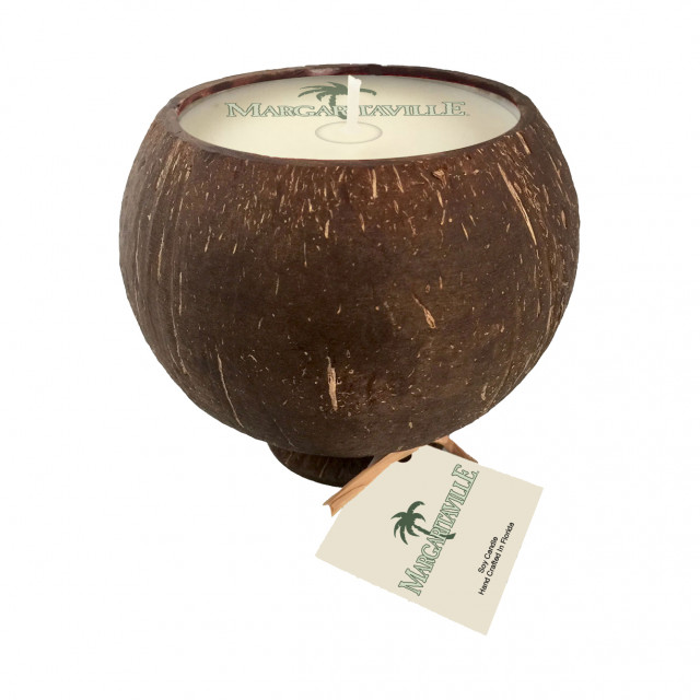 COCONUT TELEGRAPH CANDLE
