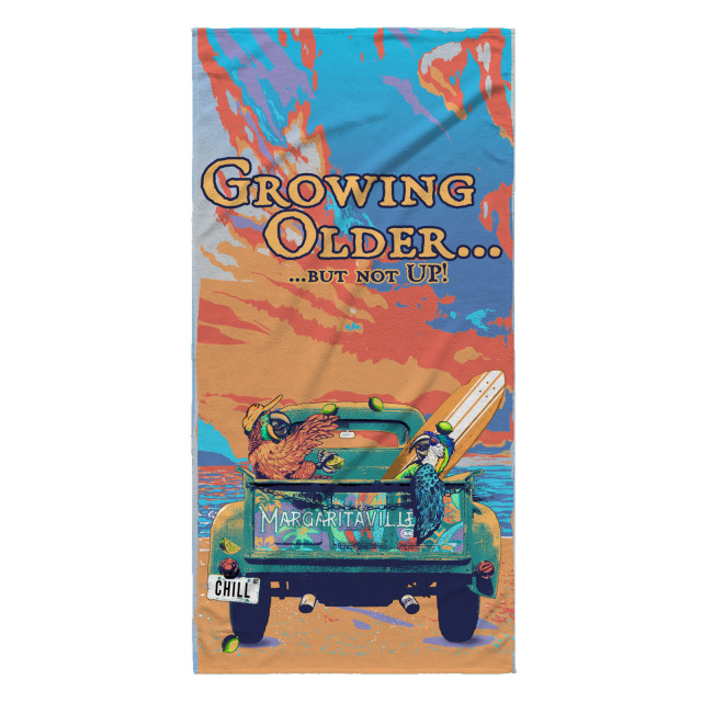 GROWING OLDER TOWEL