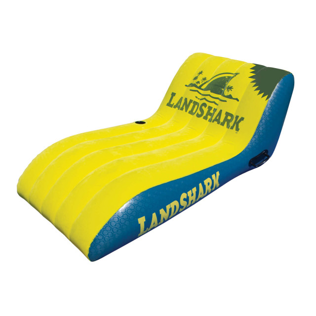 LANDSHARK LOUNGER FLOAT