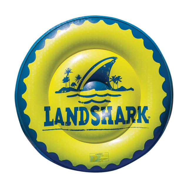 LANDSHARK BOTTLE CAP FLOAT