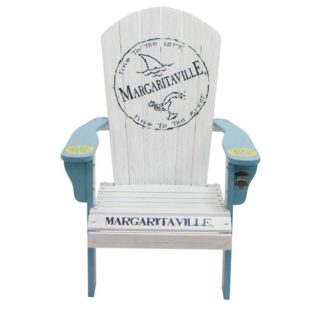 FINS WOOD ADIRONDACK CHAIR