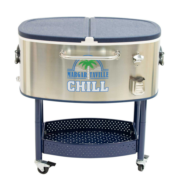 CHILL STAINLESS STEEL COOLER