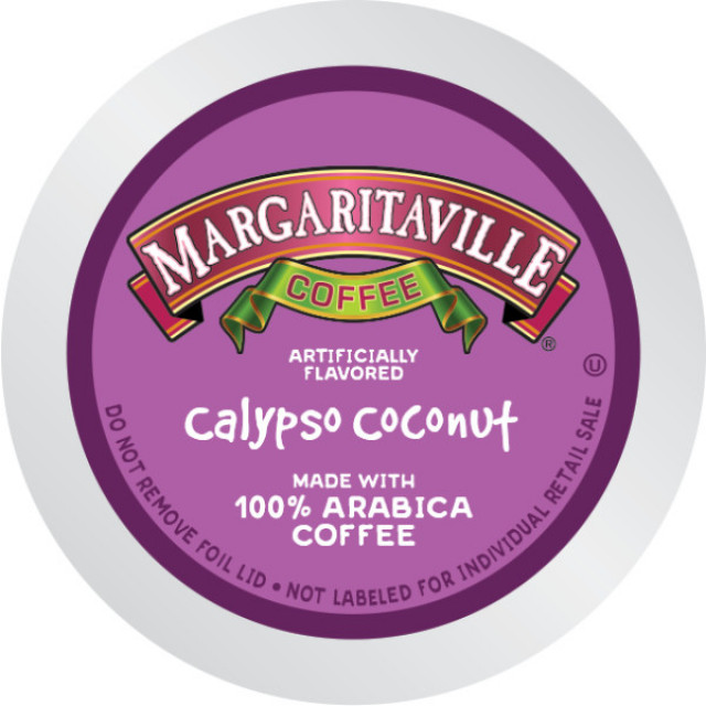 CALYPSO COCONUT COFFEE 144 CT