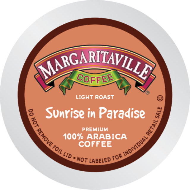 SUNRISE IN PARADISE 144CT