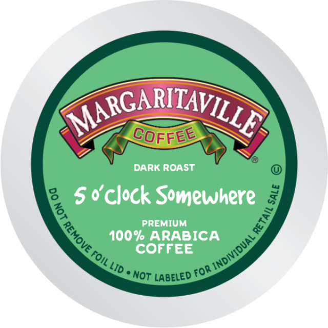 5 OCLOCK SOMEWHERE COFFEE 48CT