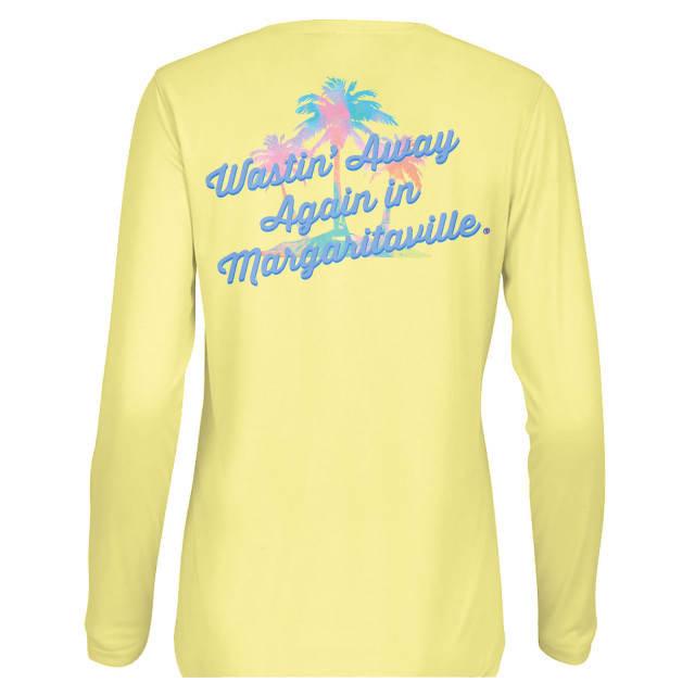 WASTIN AWAY PERFORMANCE TOP