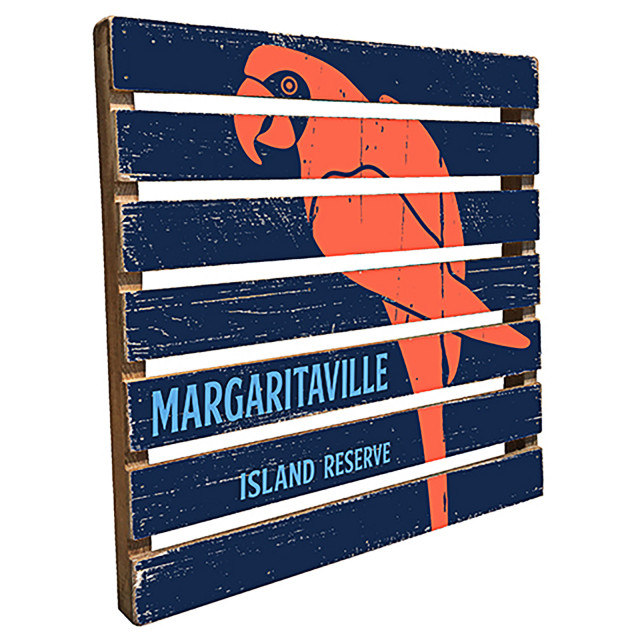 MARGARITAVILLE CRATE SIGN