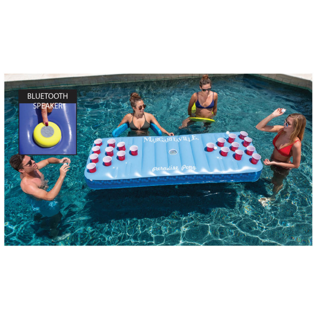 PARADISE PONG FLOAT