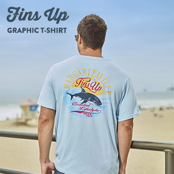 Mens Fins Up T-Shirt