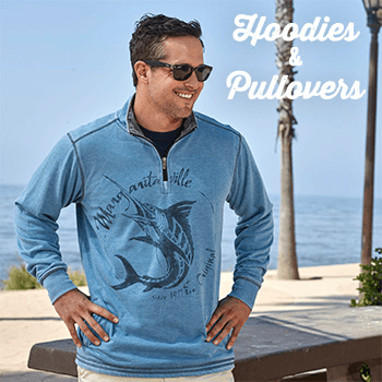 Men pullovers and hoodies