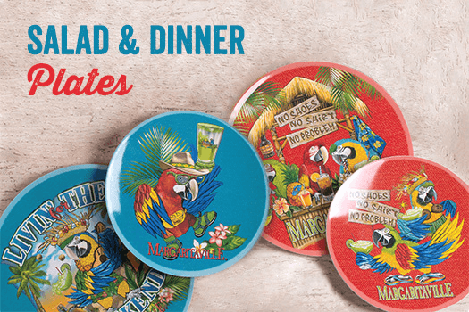 Salad and Dinner Plates